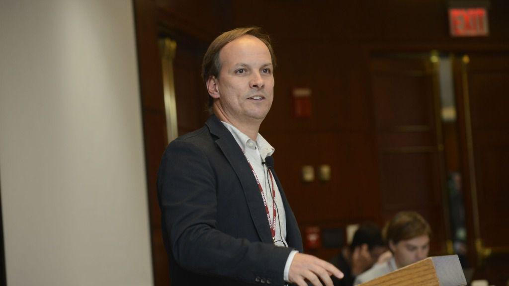 Miguel Ángel Santos pertenece al grupo de estudios de Hausmann en Harvard / Foto: Harvard