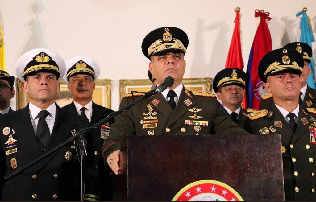 Con seguridad, el tema de la Fuerza Armada estuvo en discusión / Foto: FANB