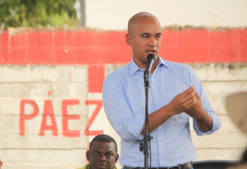 Héctor Rodríguez es el gobernador del estado Miranda / Foto: @HectoRodriguez