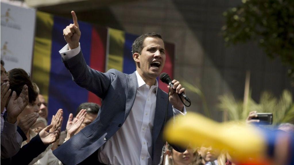 Esta sería la tercera ronda de negociaciones / Foto:@jguaido