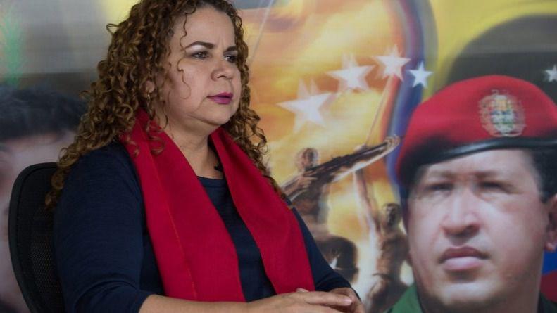 La ministra Iris Varela tenía un ejército privado / Foto: VP Venezuela