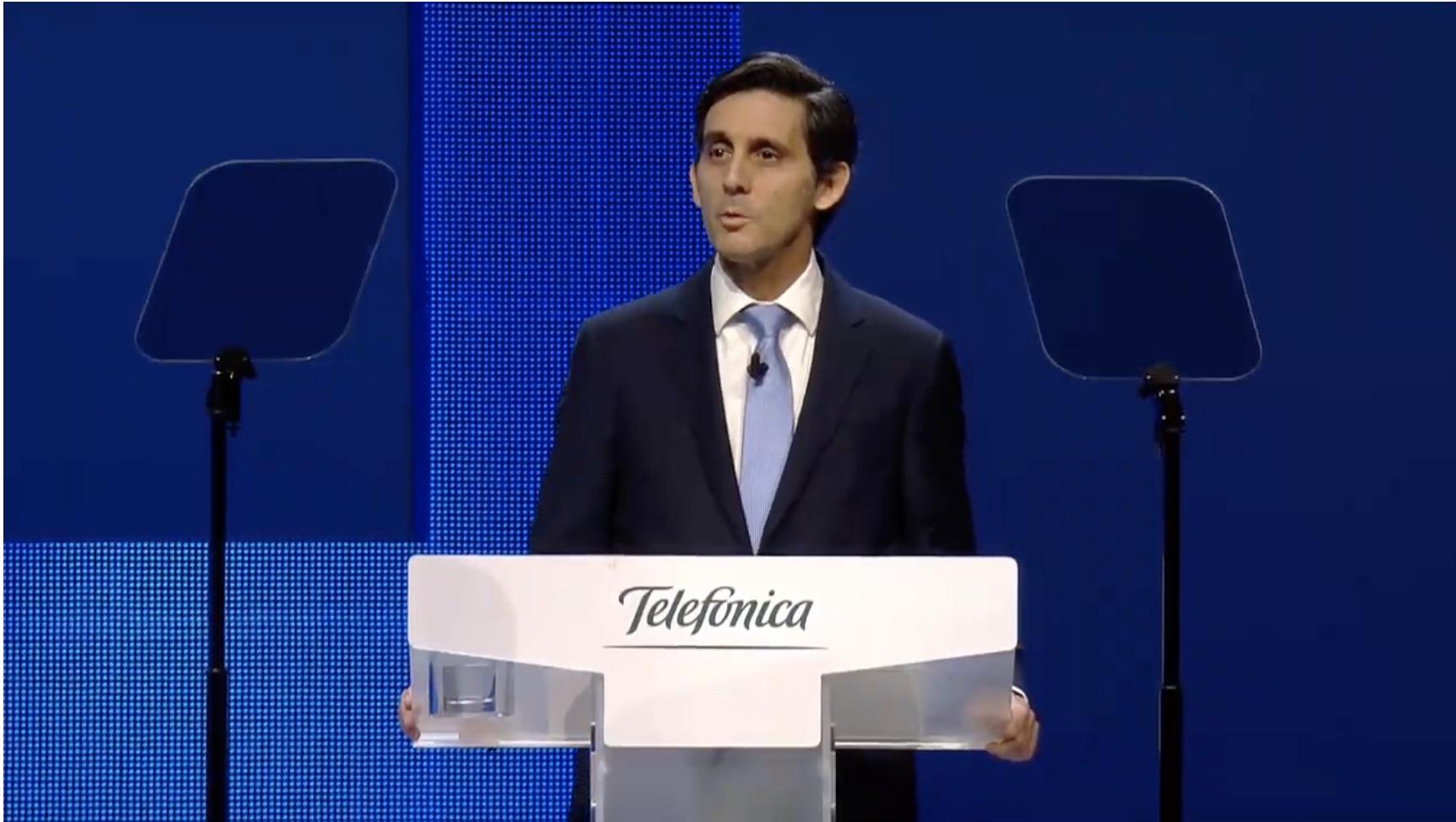 Telefónica insiste es que es una empresa tecnológica / Foto: Telefónica