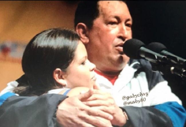María Gabriela Chávez ahora vive en Estados Unidos / Instagram: @gabychvz