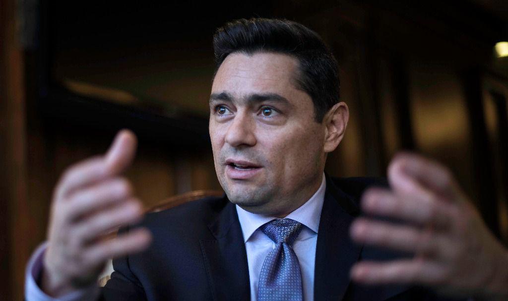 Carlos Vecchio solicitó una orden ejecutiva para proteger los activos en EEUU / Foto: EFE