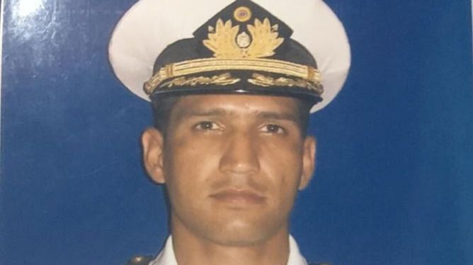 """Lo torturaron mucho, tanto que lo mataron"", dijo la esposa del capitán / Foto: Provea"