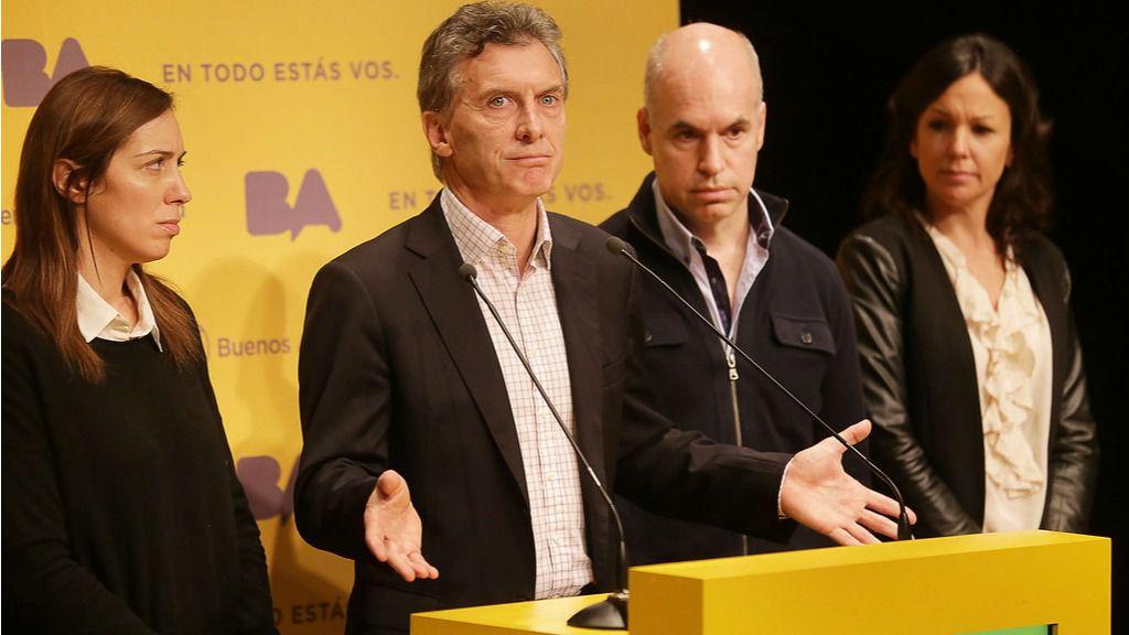 Macri recibe múltiples críticas tras el fracaso del primer simulacro de recuento de votos electrónico. / Foto: Flickr