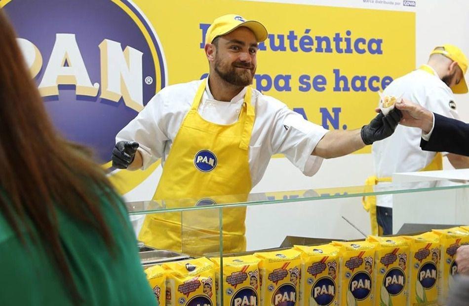 Harina PAN ha desechado el maíz transgénico para la venta de sus productos en España / Foto: Empresas Polar.