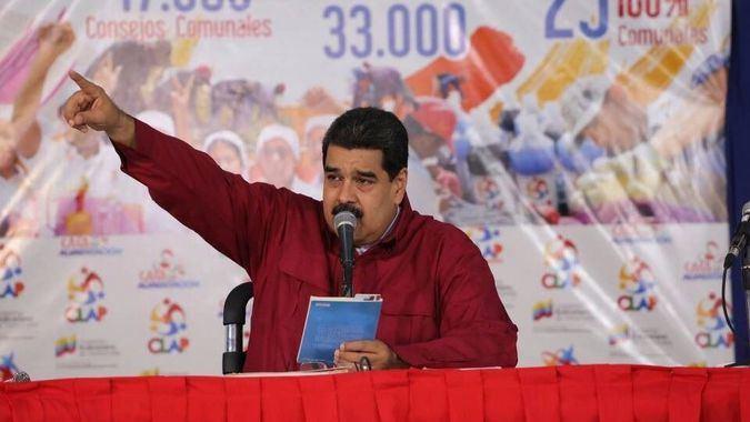 Maduro ya no puede mentir sobre la violación de los derechos humanos / Foto: Presidencia