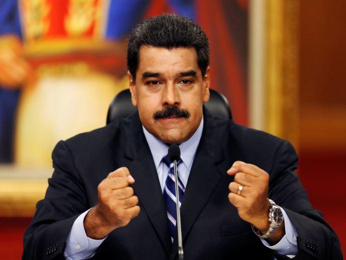"Maduro avisó: ""Erdogan se va quedar como un niño de pecho"" / Foto: Presidencia"