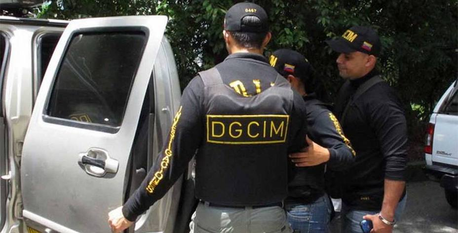 La DGCIM siembra miedo y controla por medio del terror / Foto: Provea