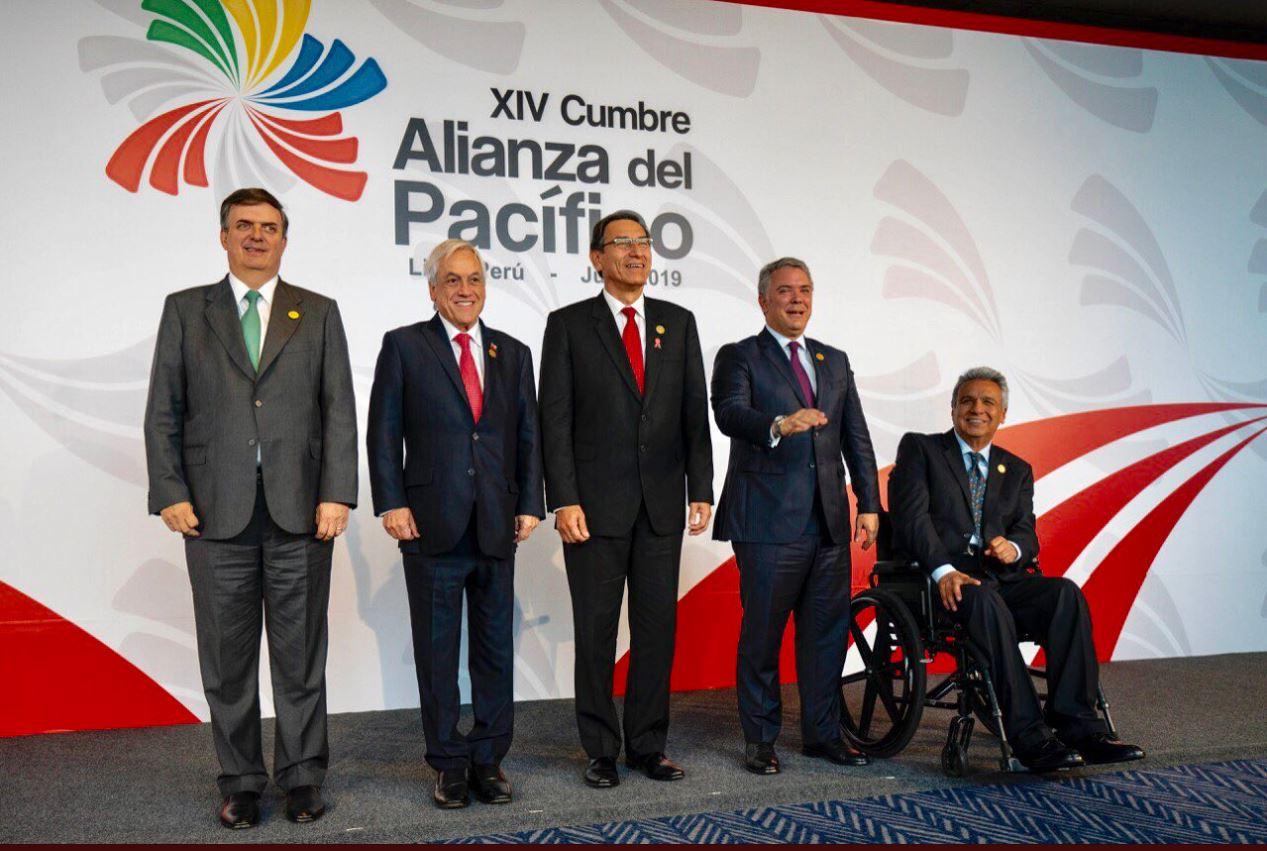 La Alianza del Pacífico sale de la Cumbre de Lima más fuerte / Foto: A_delPacifico