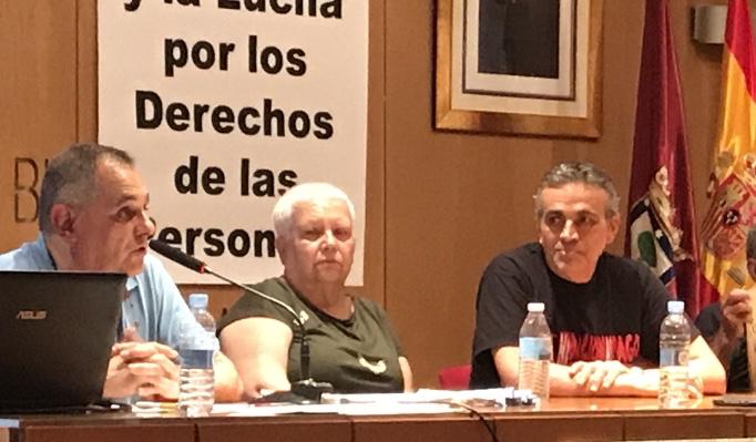 """Los organizadores de las conferencias han sido acusados de """"usurpación"""" / Foto: David Placer"""