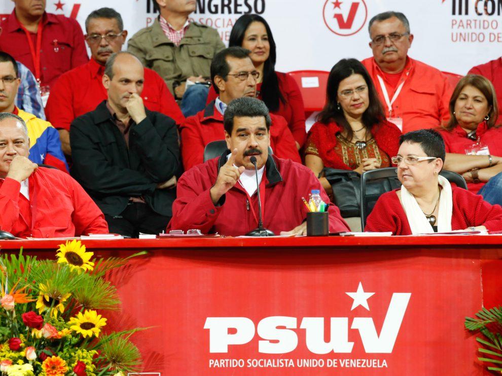 Maduro dijo que Iván Márquez era bienvenido en Venezuela / Foto: PSUV