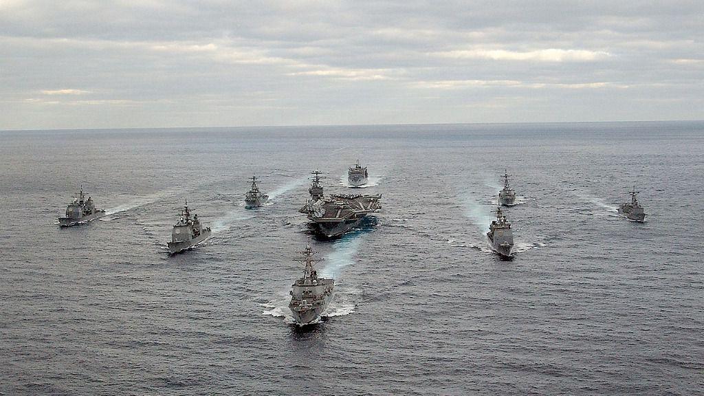El jefe del Comando Sur dice que la Armada de EEUU está preparada para todo / Foto: WC