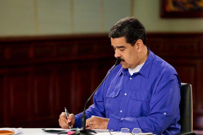 Maduro está cada vez más solo / Foto: Prensa Presidencial