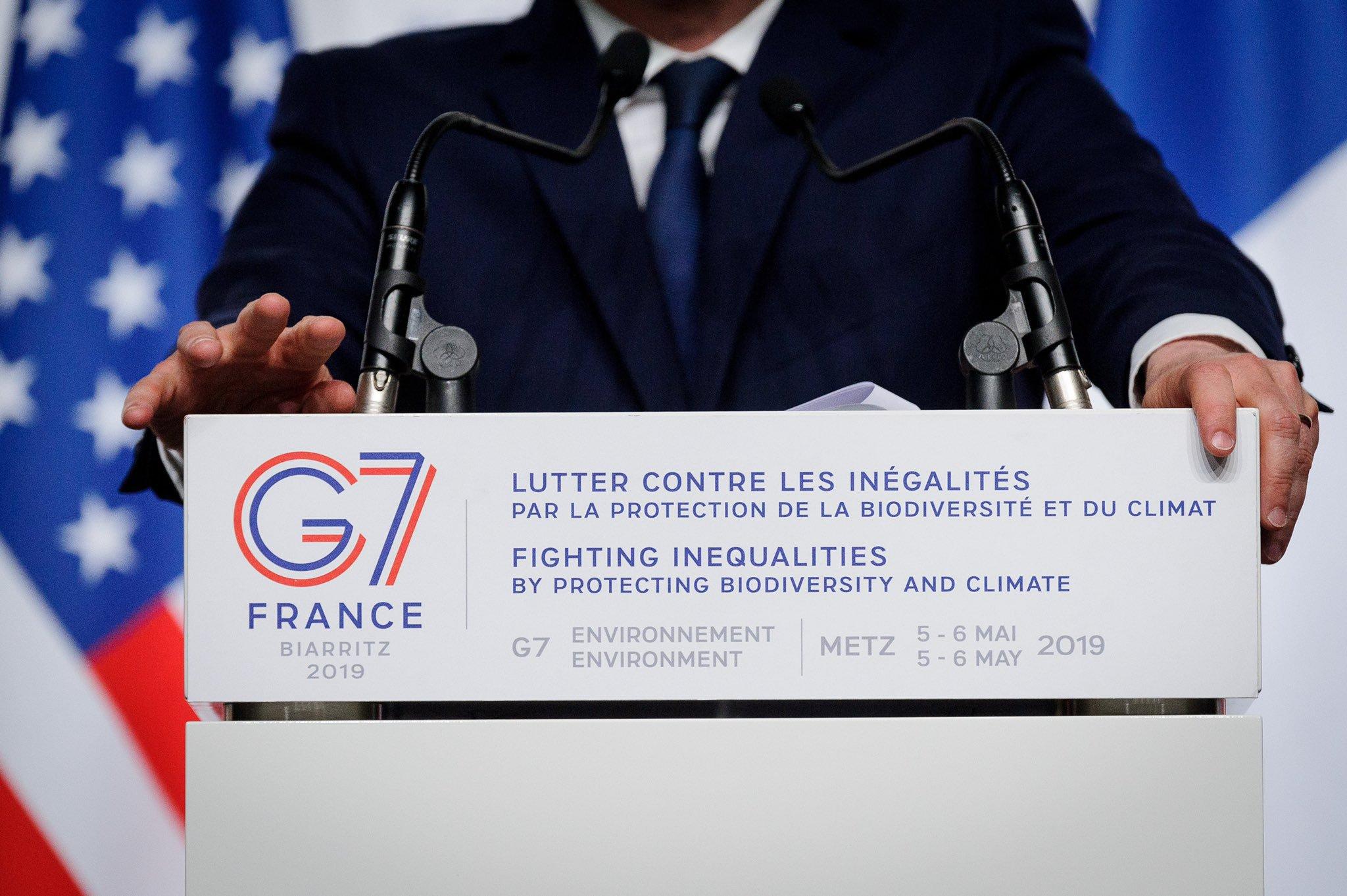 Todos los gobiernos del G-7 desconocen a Maduro / Foto: Gobierno de Francia