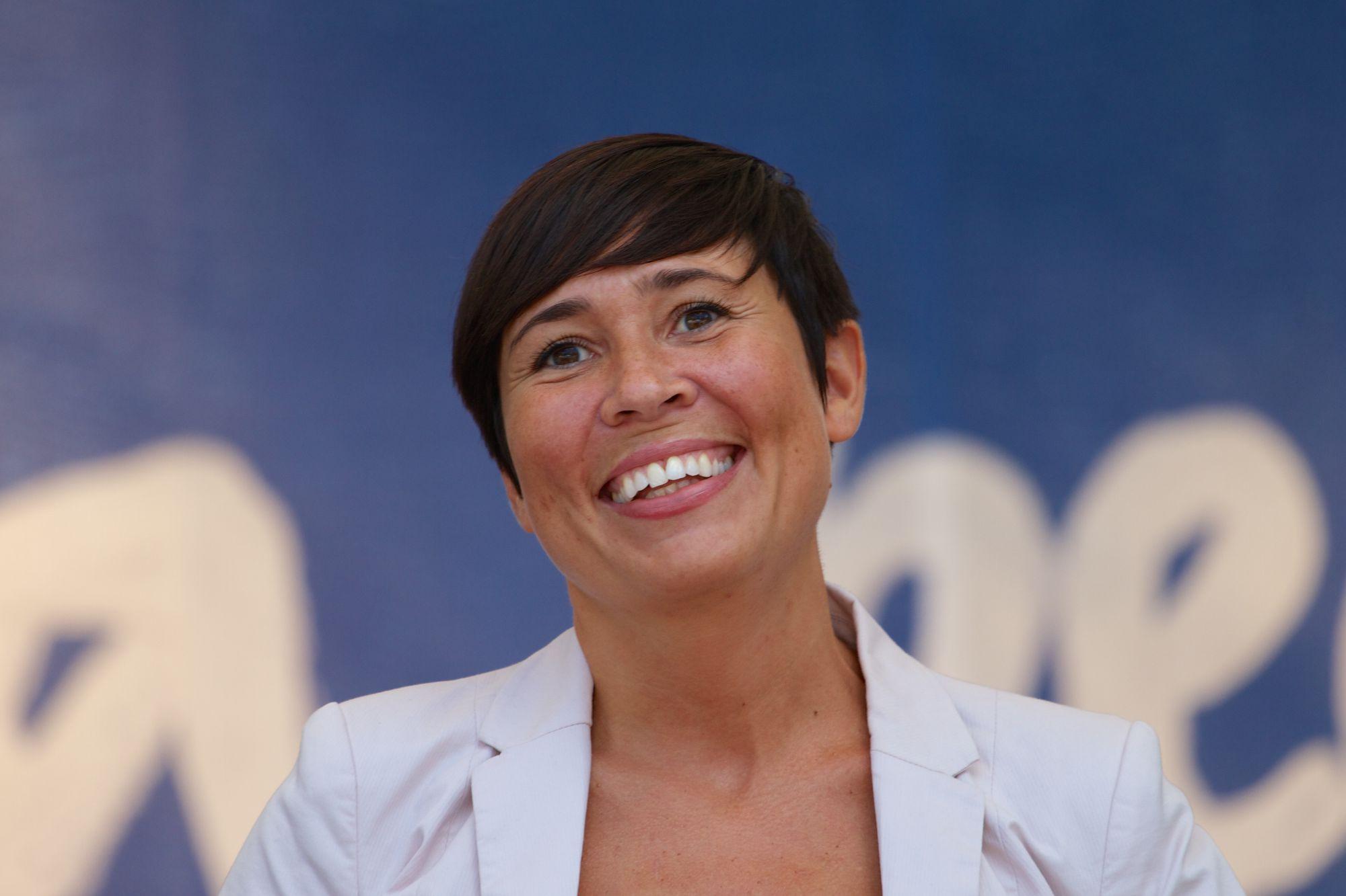 Ine Eriksen Søreide y las reglas de oro de Noruega / Foto: WC