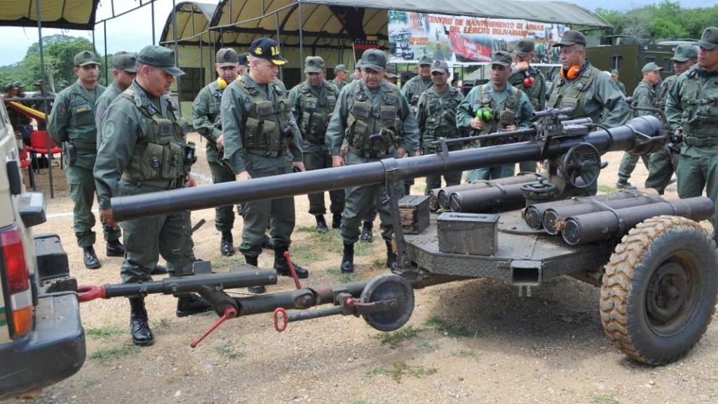 Maduro cuenta con más de 120.000 soldados / Fotos: FANB