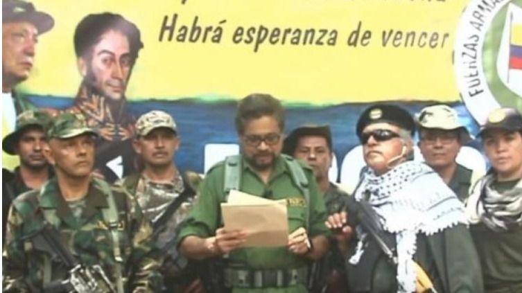 Iván Márquez, líder de las FARC, anunció su regreso a la guerra y Maduro protege sus planes /Foto: Youtube