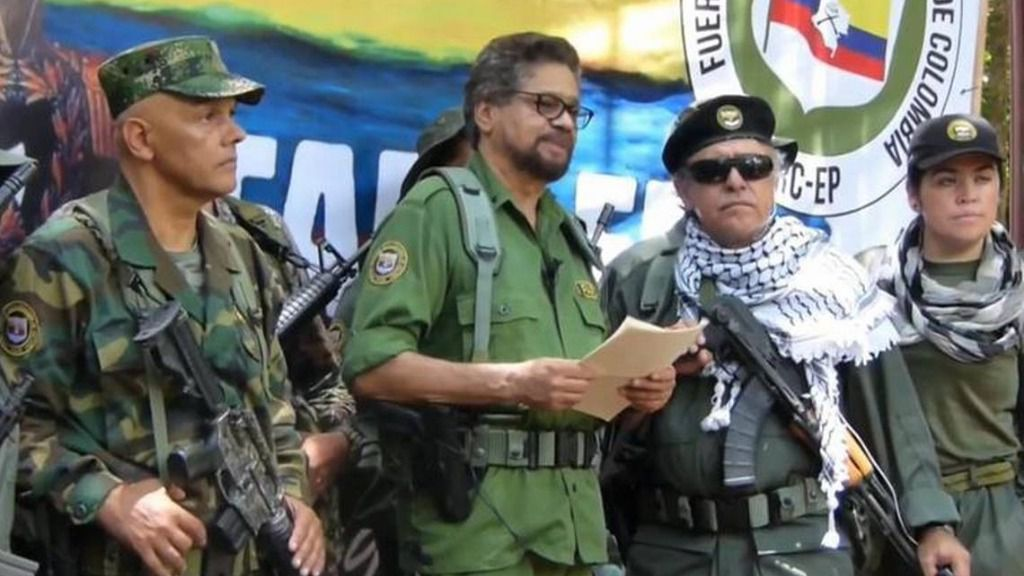 FARC y ELN controlan el reclutamiento de venezolanos en la frontera de Venezuela y Colombia / Foto: Twitter