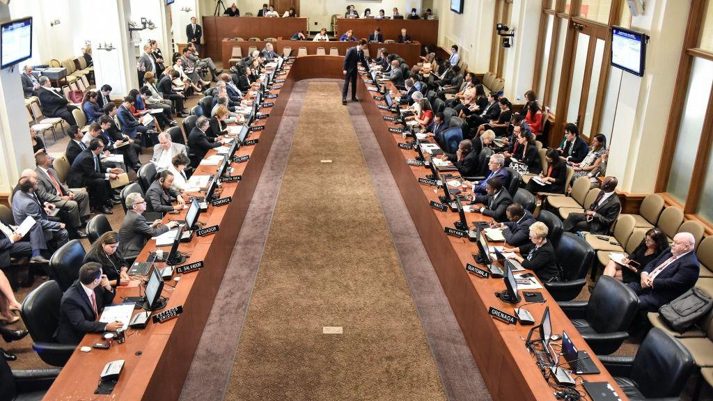 Este miércoles se discuten los primeros pasos para la activación del TIAR por Venezuela /Foto: OEA