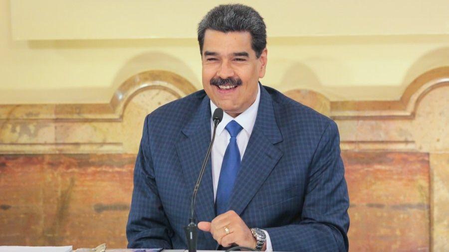 """Maduro vive el """"septiembre negro"""" en la OEA y ONU con acusaciones por apoyar al terrorismo / Foto: P. Presidencial"""