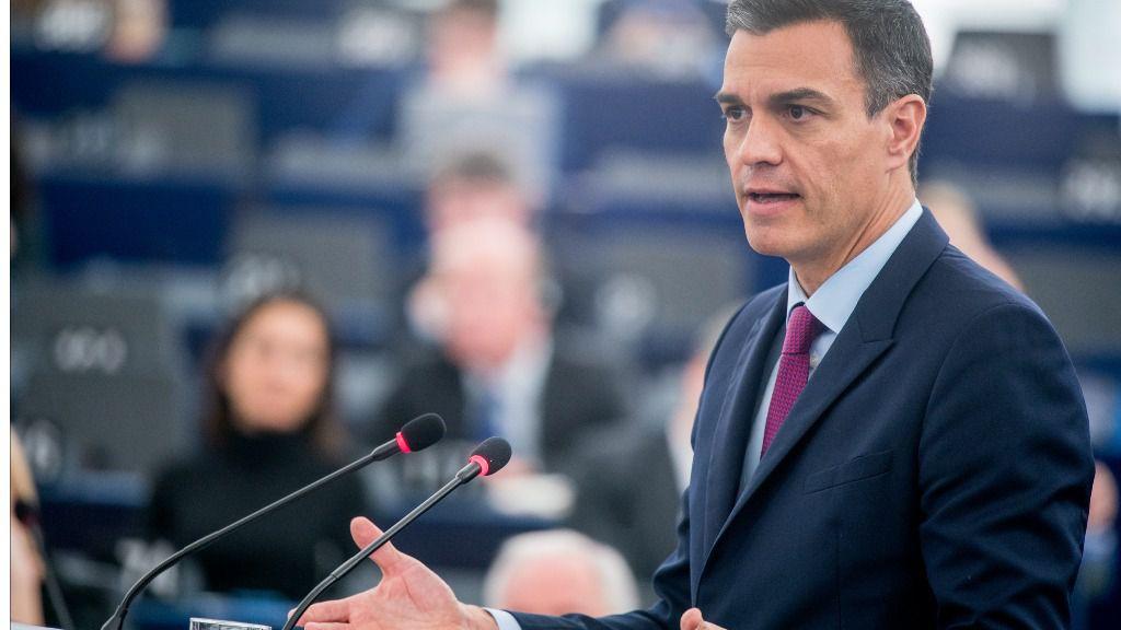 Pedro Sánchez, presidente en funciones de España, pide una negociación en Venezuela para ir a elecciones. /Foto: WC