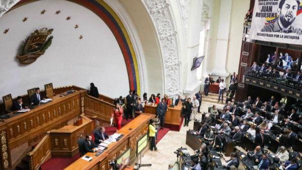 La Asamblea Nacional espera la incorporación de la bancada del chavismo. /Foto: AN