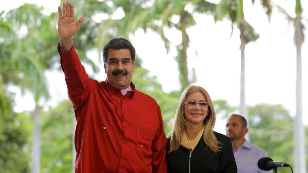 Trump cierra las puertas de EEUU a la élite chavista / Foto: Prensa Presidencial