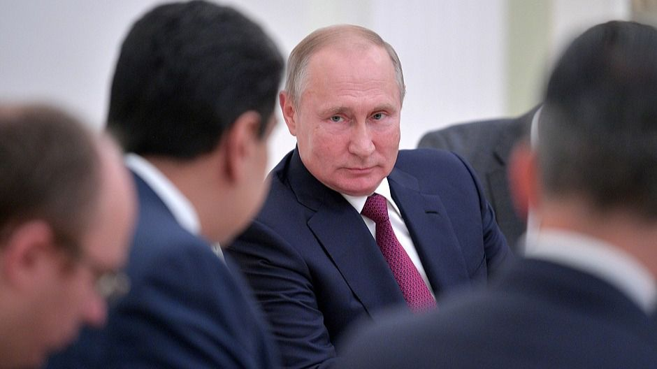 Maduro ha tenido que aceptar la línea de Putin de negociar, de dialogar / Foto: Kremlin
