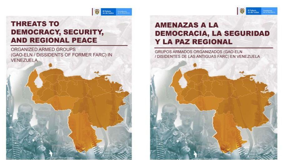 Una imagen del informe está siendo cuestionada / Foto: Gobierno de Colombia
