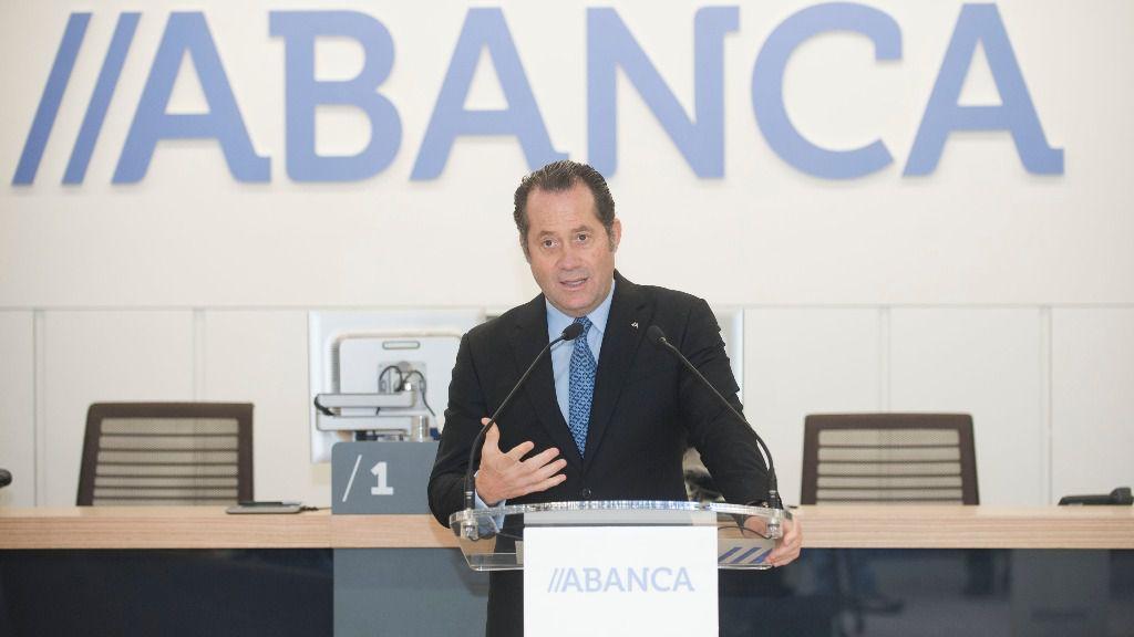 Juan Carlos Escotet es el principal banquero de Galicia / Foto: Abanca