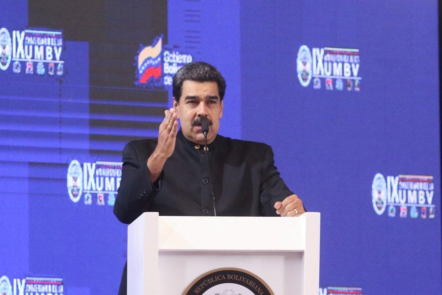 """A ojos de la comunidad internacional Maduro es """"un leproso"""" / Foto: Prensa Presidencial"""