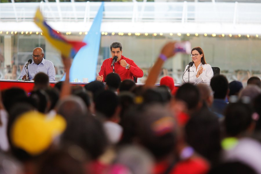 Bachelet está preocupada por las torturas en Venezuela / Foto: Prensa Presidencial