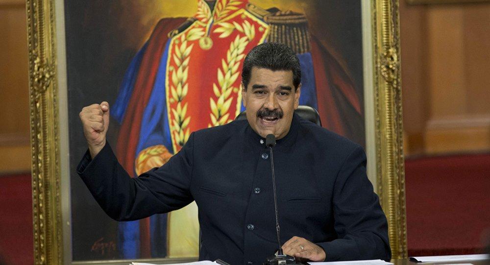 Maduro agrega otro asesinato a su larga lista / Foto: Prensa Presidencial