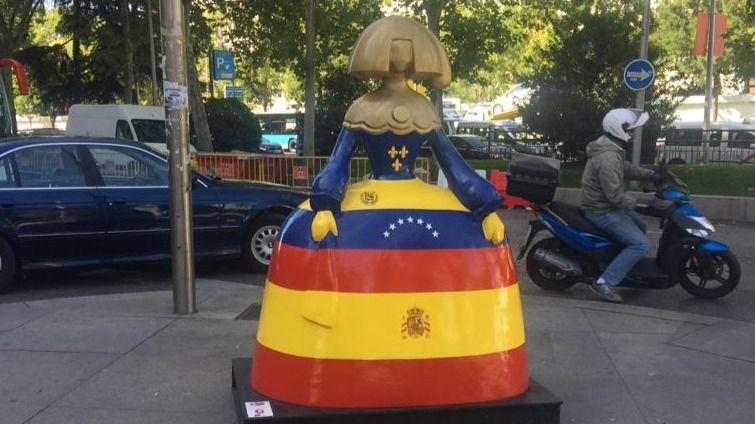 El bisnieto de Franco diseñó esta Menina / Foto: ALN