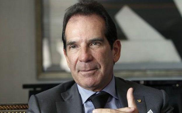 El banquero Víctor Vargas tiene muchos problemas juntos / Foto: BOD