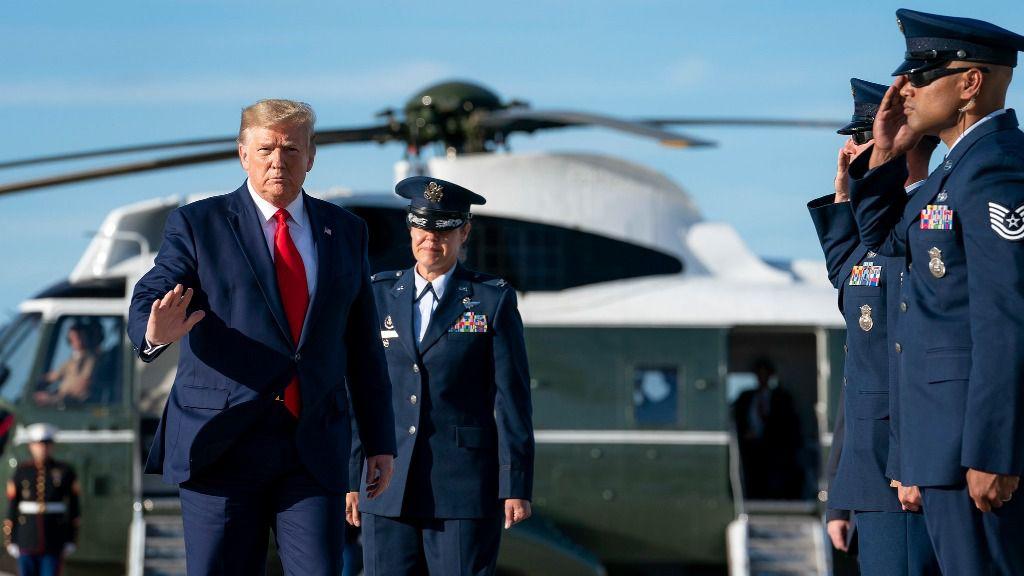 Trump también lanzó una dura amenaza a Turquía / Foto: Casa Blanca