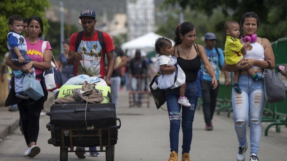 El 80% del éxodo está en América Latina / Foto: Acnur
