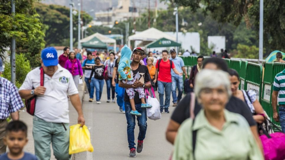 Aumenta la vulnerabilidad de los venezolanos en América Latina / Foto: Acnur