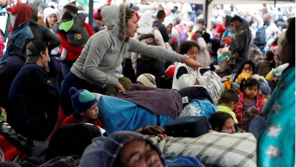 La crisis económica en Ecuador complica la acogida del éxodo venezolano / Foto: Acnur