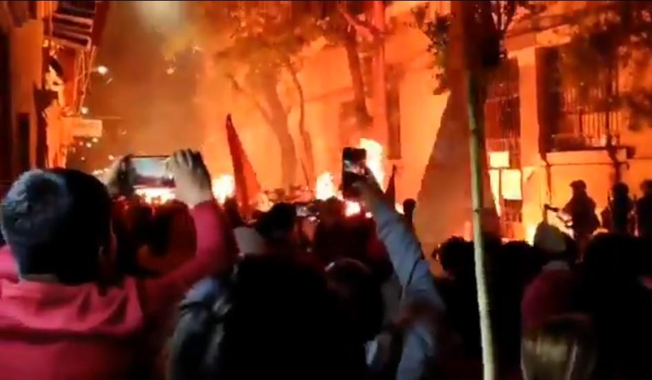 El cuestionado triunfo de Evo Morales también incendia Bolivia / Foto: Amnistía Internacional