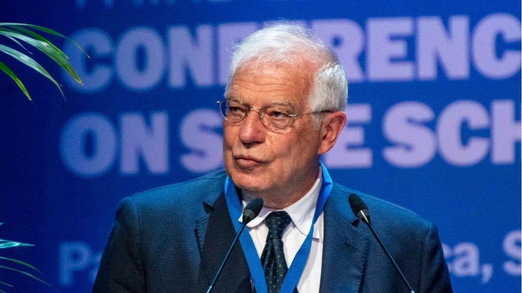 Borrell marcó la pauta en la UE con Maduro y con el grupo de contacto / Foto: @JosepBorrellF