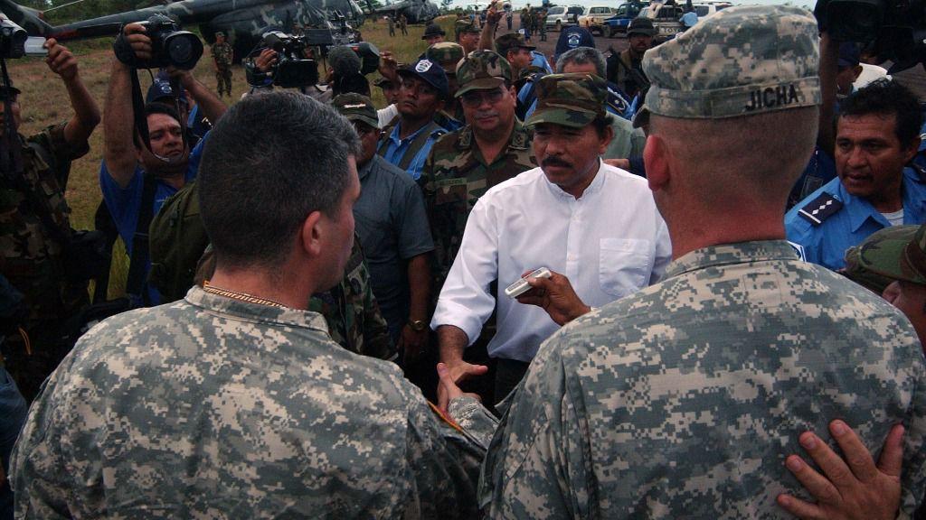 Corrupción, amenazas y muertes. Por eso sancionan a los funcionarios de Ortega / Foto: WC