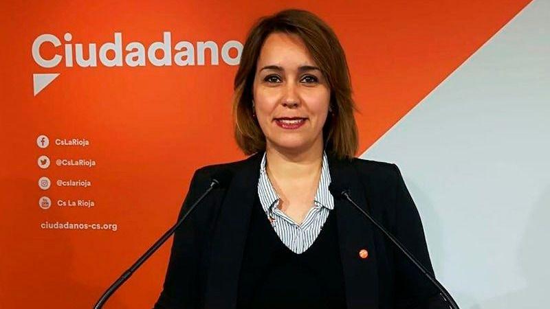 María Luisa Alonso duró seis meses en el Congreso / Foto: Cs