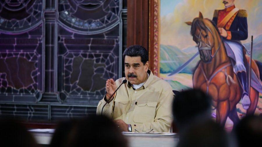 Para 2020 el FMI espera más desempleo e hiperinflación / Foto: Prensa Maduro