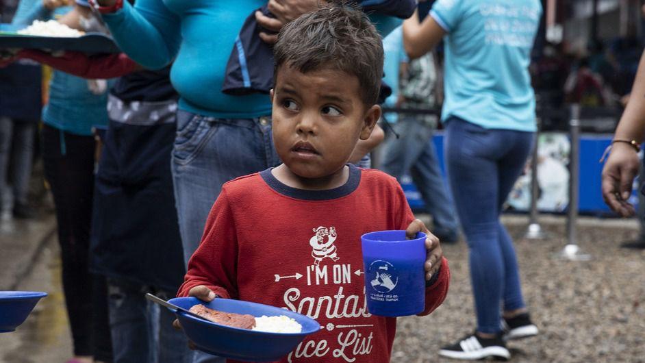 Se complica la situación de los recién nacidos en Venezuela / Foto: Acnur/Siegfried Modola