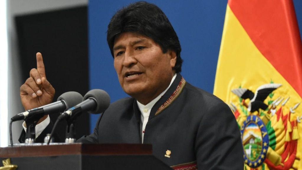 Evo Morales confunde lealtad con legalidad / Twitter: @evoespueblo