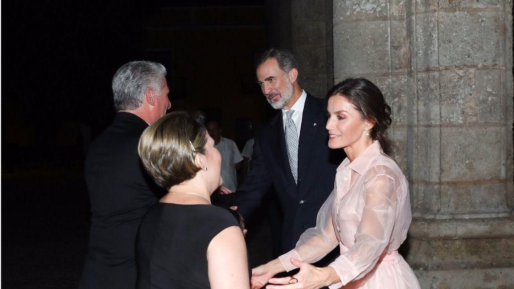 El rey también criticó el bloqueo de EEUU a Cuba / Foto: Casa Real