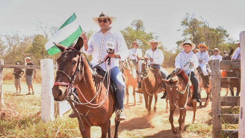 La prioridad en Bolivia es que se celebren elecciones y se llene el vacío presidencial / Twitter: @LuisFerCamachoV